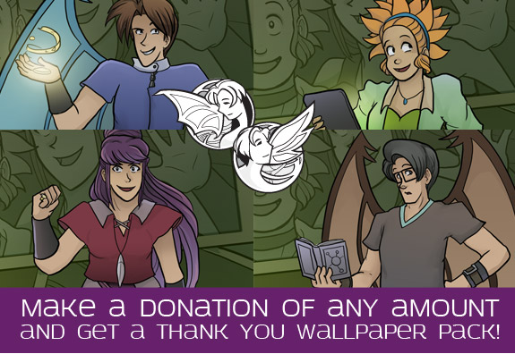 Donate any amount to get the 2015 Wallpaper pack!
